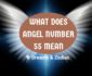 what does angel number 55 mean