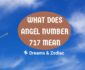 what does angel number 717 mean