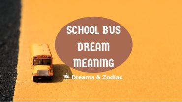 school bus dream meaning