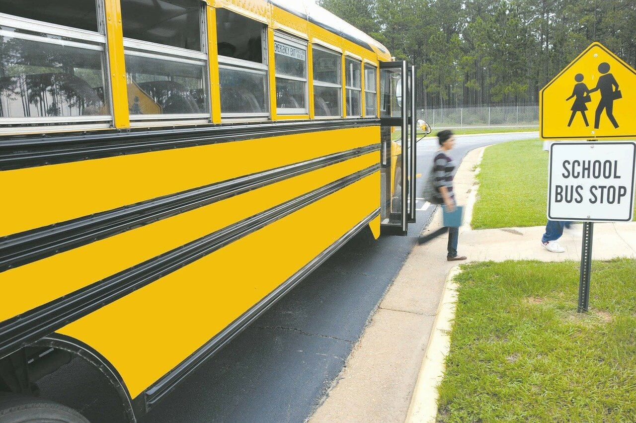 Dream of missing the school bus as an adult