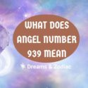 what does angel number 939 mean