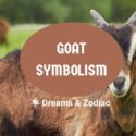 goat symbolism