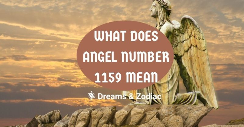 what does angel number 1159 mean