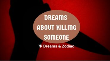 dream about killing someone