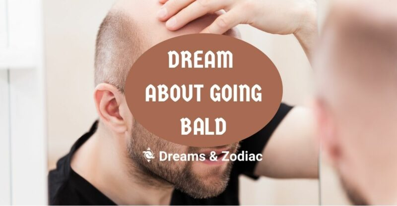 dream about going bald