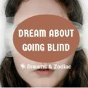 dream about going blind
