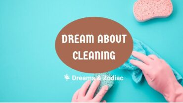dream about cleaning