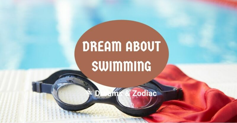 dream about swimming