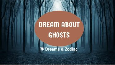 dream about ghosts