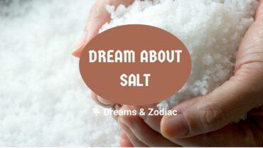dream about salt