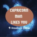 how to tell if a capricorn man likes you more than a friend