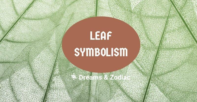 leaf symbolism