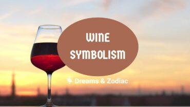 wine symbolism