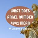 what does angel number 4941 mean