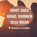 what does angel number 3010 mean