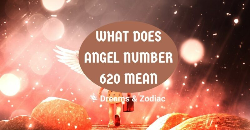 what does angel number 620 mean