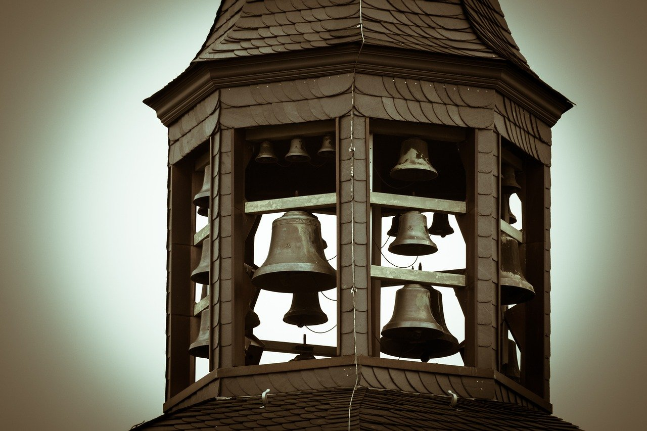 What do bells symbolize