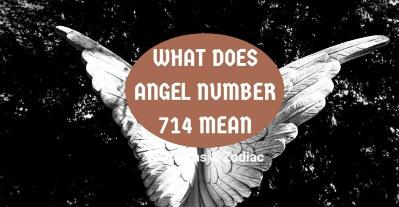 what does angel number 714 mean