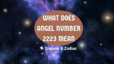 what does angel number 2223 mean