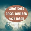 what does angel number 7878 mean